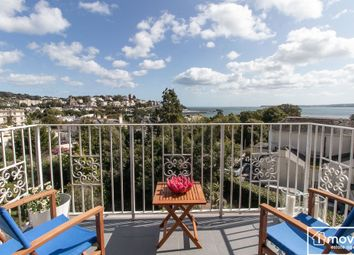 Thumbnail 3 bed flat for sale in Renowell Court, Torquay