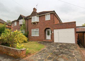 Charlbury Road, Ickenham, Uxbridge UB10. 3 bed semi-detached house