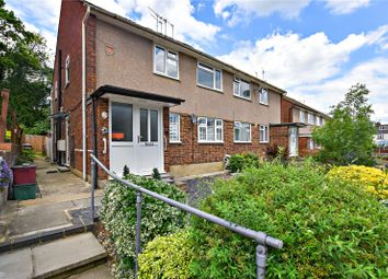 Thumbnail 2 bed flat for sale in Lea Vale, Crayford, Kent