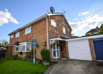 Thumbnail 3 bed property for sale in Bell Close, Drayton Parslow, Milton Keynes