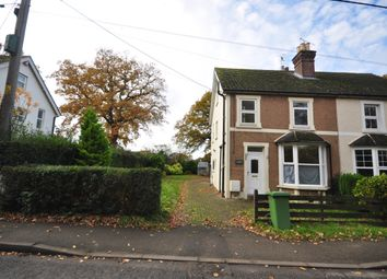 Thumbnail 3 bed semi-detached house to rent in Redehall Road, Smallfield, Horley