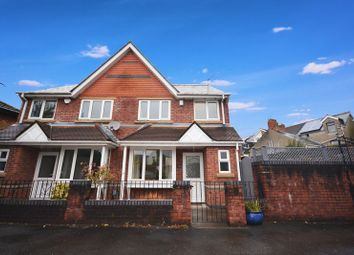 Thumbnail 3 bedroom semi-detached house to rent in Purbeck Street, Canton, Cardiff