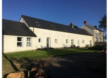 Thumbnail 9 bed detached house for sale in Llanychaer, Fishguard
