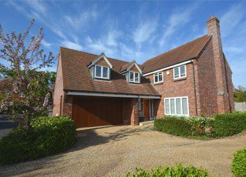 Thumbnail 4 bed detached house for sale in Belmont Drive, Lymington, Hampshire