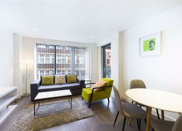 Thumbnail 1 bed flat to rent in Polytechnic Street, Woolwich, London
