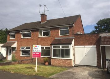 Thumbnail 3 bed semi-detached house for sale in Court Close, Cardiff