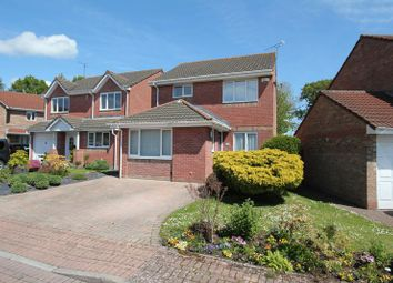 Thumbnail 3 bedroom detached house for sale in Blackberry Drive, Barry