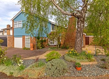 Thumbnail 5 bedroom detached house for sale in Arundel Close, Aston, Stevenage