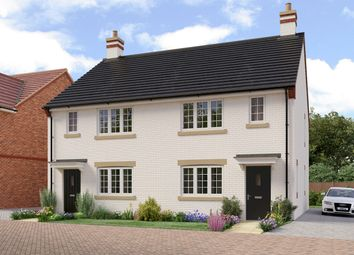 Thumbnail 3 bedroom terraced house for sale in Anstey Gardens, Anstey Road, Alton, Hampshire