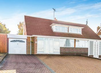 Thumbnail 3 bed semi-detached house for sale in Wadhurst Avenue, Luton, Bedfordshire