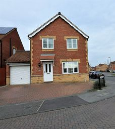 Thumbnail 4 bed detached house for sale in 2 Connaught Road, Scunthorpe
