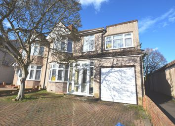 Thumbnail 4 bed semi-detached house for sale in Wood End Avenue, South Harrow