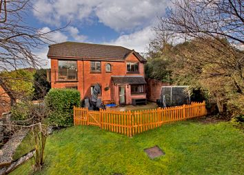 Thumbnail 4 bed detached house for sale in Cleaveland Rise, Ogwell, Newton Abbot
