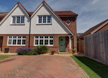 Thumbnail 3 bed semi-detached house for sale in Gardeners View, Hardingstone, Northampton