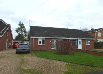 Thumbnail 2 bedroom semi-detached bungalow for sale in Orchid Avenue, Toftwood, Dereham