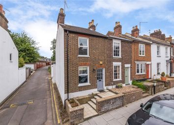Thumbnail 2 bed end terrace house for sale in Bernard Street, St. Albans, Hertfordshire
