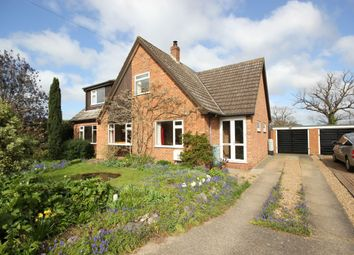 Thumbnail 4 bed detached house for sale in Harker Way, Blofield Heath, Norwich