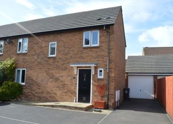 Thumbnail 3 bed semi-detached house for sale in Ash Close, St Georges, Weston-Super-Mare