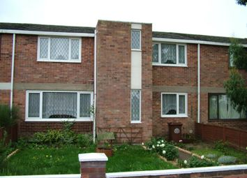 Thumbnail 4 bedroom terraced house to rent in Clare Close, Mildenhall
