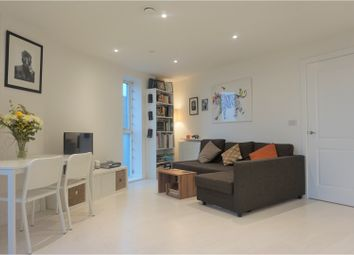 Thumbnail 1 bed flat for sale in Atkins Square, Hackney