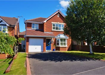 Thumbnail 3 bed detached house for sale in Caerphilly Road, Buckley