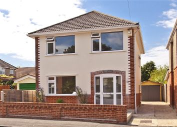 Thumbnail 3 bed detached house for sale in Hood Crescent, Bournemouth, Dorset