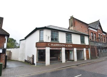 Thumbnail Retail premises to let in 23-25 High Street, Fordingbridge