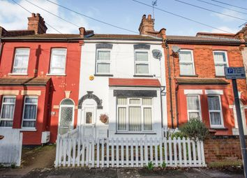 Thumbnail 2 bed terraced house for sale in Wellington Road, Harrow