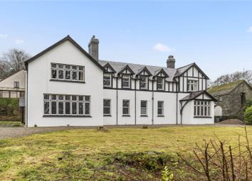 Thumbnail 9 bed detached house for sale in Cilbronnau Mansion, Llangoedmor, Cardigan, Ceredigion