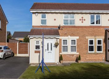Thumbnail 3 bedroom semi-detached house for sale in Newhouse Drive, Winstanley, Wigan