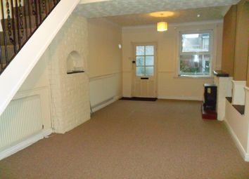 Thumbnail 1 bed terraced house to rent in Holmes Chapel Road, Congleton