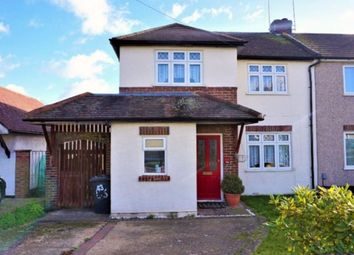 Thumbnail 3 bed semi-detached house for sale in Hood Avenue, Orpington