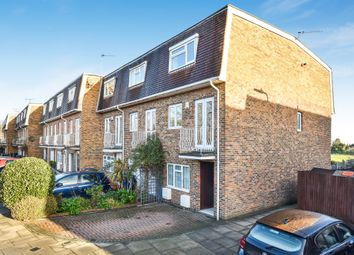 Thumbnail 4 bed end terrace house for sale in Aspen Close, London