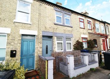 Thumbnail 3 bed terraced house for sale in Beche Road, Cambridge, Cambridgeshire