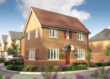 "Thumbnail 3 bedroom detached house for sale in ""The Lyttelton"" at Wood Lane, Binfield, Bracknell"