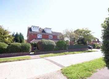 Thumbnail 4 bed detached house for sale in Alvara Road, Alverstoke, Gosport