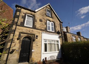 Thumbnail 3 bed flat for sale in Lydgate Lane, Crookes, Sheffield