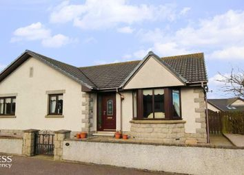 Thumbnail 3 bedroom detached bungalow for sale in Cowie Crescent, St Fergus, Peterhead, Aberdeenshire