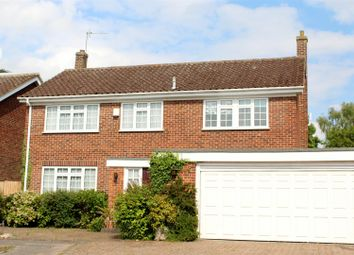 Thumbnail 4 bed detached house for sale in Park Close, Brookmans Park, Hatfield