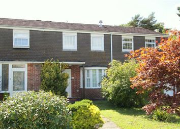 Thumbnail 3 bed terraced house for sale in Nea Close, Highcliffe, Christchurch, Dorset