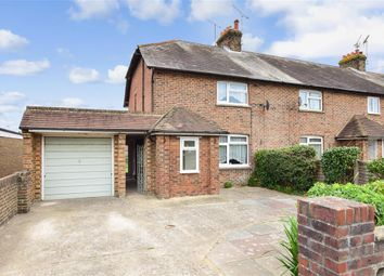 Thumbnail 3 bed semi-detached house for sale in Worthing Road, Rustington, West Sussex
