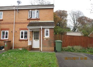 Thumbnail 2 bed semi-detached house to rent in Rowland Drive, Caerphilly