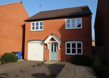 Thumbnail 4 bed detached house for sale in Perle Road, Burton-On-Trent