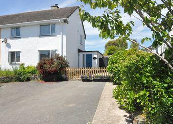 Thumbnail 3 bed semi-detached house for sale in Kingston, Kingsbridge, South Devon