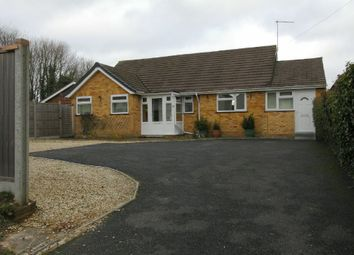 Thumbnail 3 bed bungalow for sale in Harrow Way, Andover