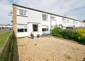 Thumbnail 3 bedroom end terrace house for sale in Brading Close, Bassett, Southampton