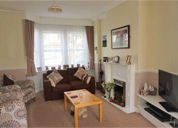 Thumbnail 3 bed terraced house for sale in Alderton Road, Croydon