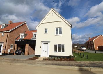 Thumbnail 3 bed link-detached house for sale in Plot 7 Heronsgate, Blofield, Norwich, Norfolk