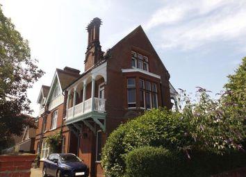 Thumbnail 2 bedroom flat for sale in 23 Cliff Avenue, Cromer, Norfolk