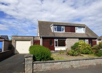Thumbnail 3 bed semi-detached house for sale in Spottiswoode Gardens, St Andrews, Fife